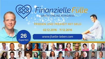 Finanzielle Fülle Online-Kongress