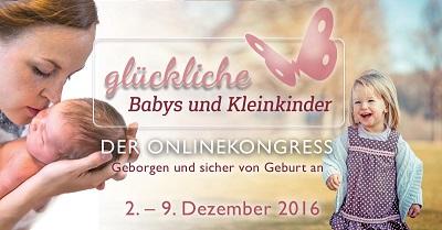 Glückliche Babys und Kleinkinder Online-Kongress