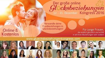 Glücksbeziehungen Online-Kongress