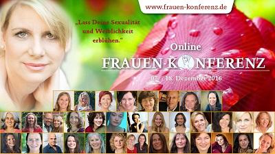 Frauen Online-Konferenz