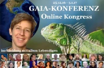 GAIA Online-Kongress | Alles ist Lebendigem