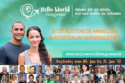 Hello World Online-Kongress