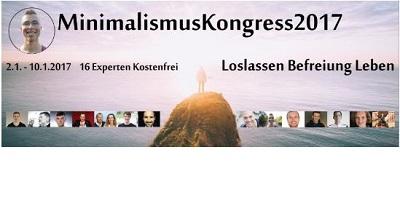 Minimalismus Online-Kongress