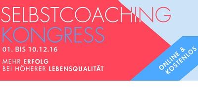 Selbstcoaching Online-Kongress