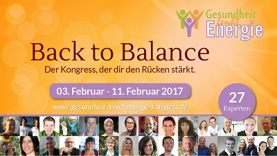 Back to Balance Online-Kongress