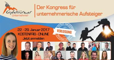 Gipfelstürmer Online-Kongress