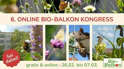Bio-Balkon Online-Kongress | Kann man Tiere pflanzen?