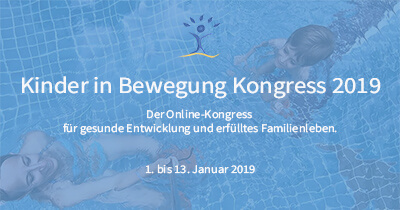 Kinder in Bewegung Online Kongress