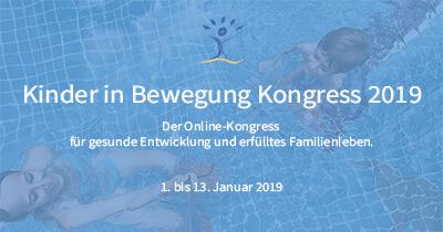 Kinder in Bewegung Online Kongress