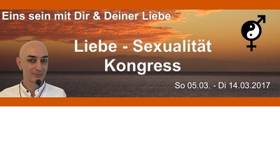 Liebe Sexualität Online-Kongress