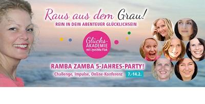 Ramba Zamba 5-Jahres-Party Kongress