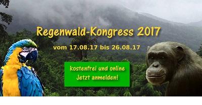 Regenwald Online-Kongress   Es betrifft uns alle