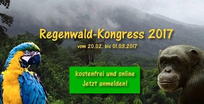 Regenwald Online-Kongress