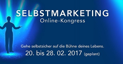 Selbstmarketing Online-Kongress
