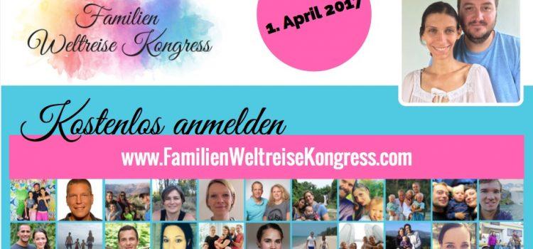 Familien Weltreise Online-Kongress