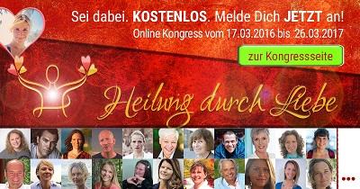 Heilung durch Liebe Online-Kongress