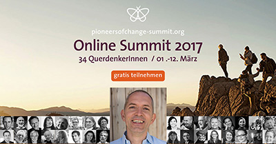 Pioneers Of Change Online-Kongress - Online Summit 2017