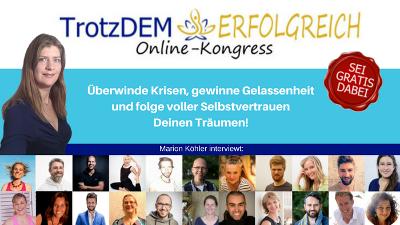 TrotzDEM erfolgreich Online-Kongress
