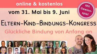 Eltern-Kind-Bindung Online-Kongress