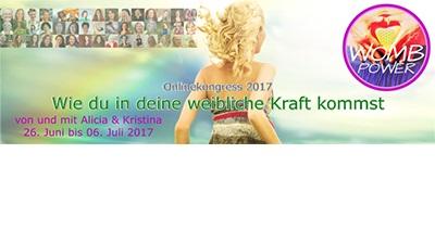 Weibliche Kraft Online-Kongress   WOMB Power