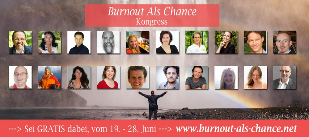 Burnout Als Chance Online-Kongress
