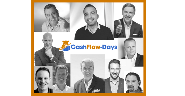 Cashflow Days Online-Kongress    Raketenstart ins Online-Business