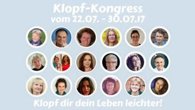 Klopf Online-Kongress | Klopfakupressur erleben