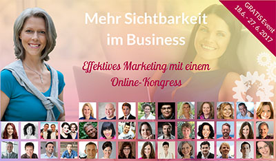 Sichtbarkeit im Business Online-Kongress | Effektives Marketing mit einem Online-Kongress