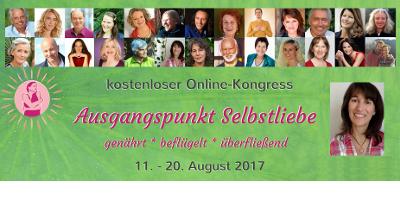 Ausgangspunkt Selbstliebe Online-Kongress