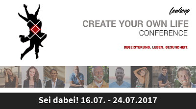 Create Your Own Live Online-Conference