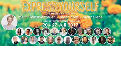 Express Yourself Online-Kongress
