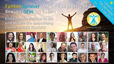 FunkenSprüher Online-Kongress | BewusstSEIN leben