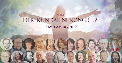 Kundalini Online-Kongress   Erwecke die Energie in Dir!