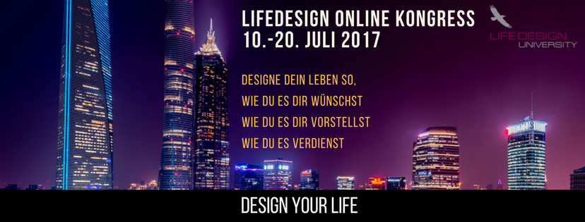 Lifedesign Online-Kongress