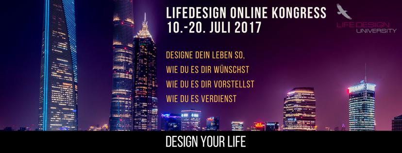 Lifedesign Online-Kongress