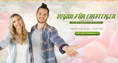Vegan für Einsteiger Online-Kongress