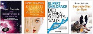 Wissenschaft & Spiritualität Online-Symposium Rupert Sheldrake