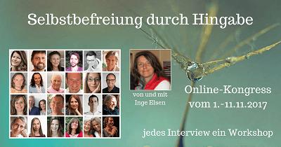 Selbstbefreiung durch Hingabe Online-Kongress