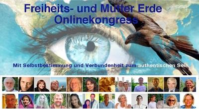 Freiheit und Mutter Erde Online-Kongress