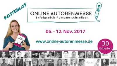 Online Autorenmesse | Schreibe Deinen eigenen Roman