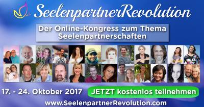 Seelenpartner Revolution Online-Kongress