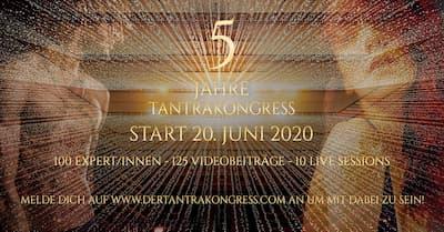 Tantra Online-Kongress | Mit vielen Live Sessions