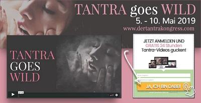 Tantra Online-Kongress | Tantra goes wild