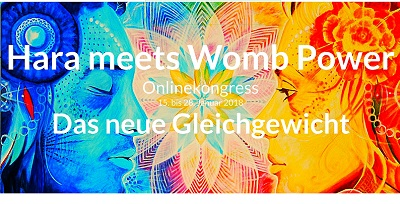 Hara meets Womb Power Online-Kongress