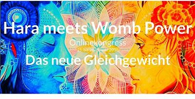 Hara meets Womb Power Online-Kongress