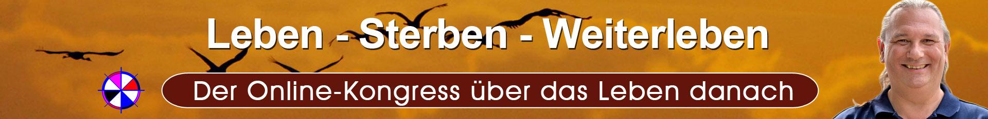 Leben Sterben Weiterleben Online-Kongress Banner