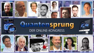 Quantensprung Online-Kongress | Geh den Dingen auf den Grund
