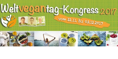 Welt Vegan Tag Online-Kongress