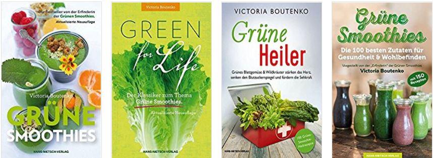 Grüne Smoothies Victoria Boutenko