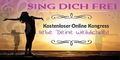 Sing Dich Frei Online-Kongress